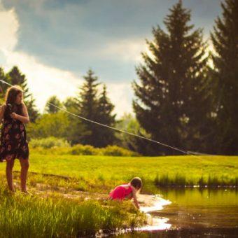 Voyages de découvertes avec les enfants