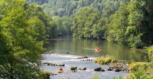 Descendre la rivière